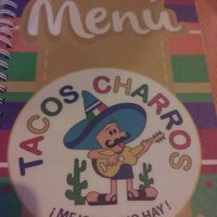 Photo taken at Tacos Charros by Mey A. on 8/3/2017