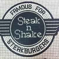 Photo taken at Steak 'n Shake by Kristy F. on 10/8/2013