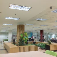 Photo taken at Office of the University Library by warunee m. on 12/8/2012
