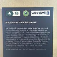 Photo taken at Starbucks by Leah B. on 7/15/2015