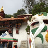 Photo taken at Norbulingka by Clint L. on 9/15/2013