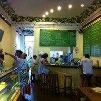Photo taken at The Shop Café & Bakery by Clint L. on 1/29/2013
