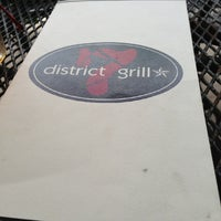 Photo taken at District 7 Grill by Haavard O. on 4/16/2013