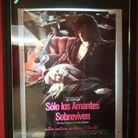 Photo taken at Cinemex Reforma - Casa de Arte by Leslye V. on 11/29/2014