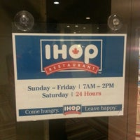 Photo taken at IHOP by Dhanraj K. on 4/14/2013