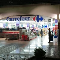Photo taken at Carrefour by Ikhwanul H. on 6/4/2017