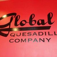 Photo taken at Global Quesadilla by Ryan C. on 5/19/2013