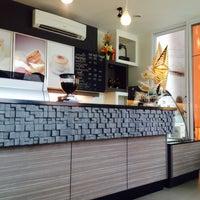Photo taken at Charoenphan Bakery by Komon N. on 2/16/2015