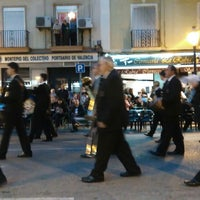 Photo taken at Semana Santa Marinera by Sergio G. on 4/3/2015