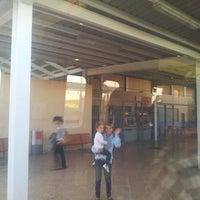 Photo taken at Estación de tren Albuixech by Sergio G. on 11/1/2013