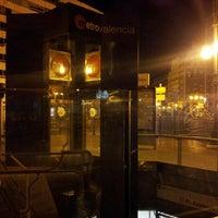 Photo taken at Metrovalencia Pl. Espanya by Sergio G. on 7/6/2014