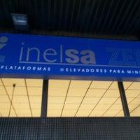Photo taken at Industrial de elevación by Sergio G. on 10/16/2013