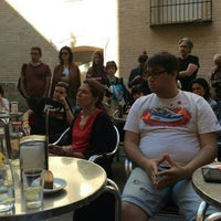 Photo taken at Café Museu by Sergio G. on 5/22/2015