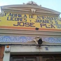 Photo taken at Destilería Pla ''Brandy Vell'' by Sergio G. on 10/14/2013