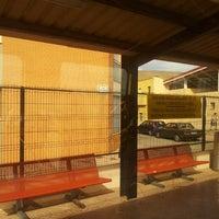 Photo taken at Estación de tren Albuixech by Sergio G. on 10/15/2013