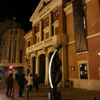 Photo taken at Teatre Principal by Sergio G. on 3/25/2017