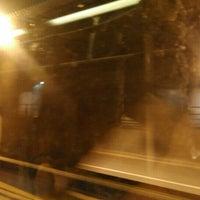 Photo taken at Tunel Gran Via Germanias - Plaza de España by Sergio G. on 8/16/2015