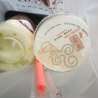 Photo taken at Gong Cha 貢茶 by Glendy Y. on 7/9/2013