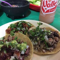 """Photo taken at Tacos """"El Parrillero"""" by Andres G. on 3/17/2016"""