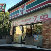 Photo taken at 7- Eleven by Eduardo O. on 4/18/2013