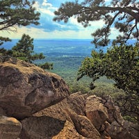 Photo taken at Sugarloaf Mountain Summit by Sue A. on 7/30/2013