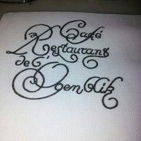 11/10/2012にMarkus B.がRestaurant de l'Ogenblikで撮った写真