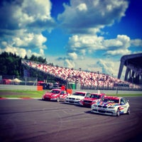 Photo taken at Moscow Raceway by Alexander T. on 6/9/2013