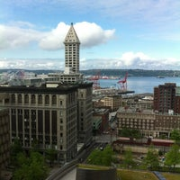 Photo taken at King County Superior Courthouse by Keri H. on 5/16/2013
