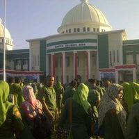 Photo taken at Kantor Walikota Bima by NORRIS S. on 8/10/2014