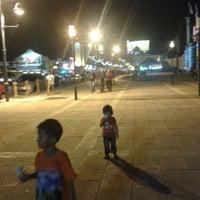 Photo taken at Dataran Jam Besar Sungai Petani by Nor Afizah on 7/25/2013