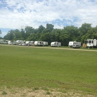 Photo taken at Westrich RV Park by Kaia S. on 6/15/2013