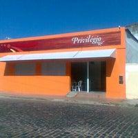 Photo taken at Restaurante Privilegio by Matheus L. on 4/19/2013