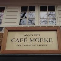 Photo taken at Cafe Moeke by Gwen H. on 3/19/2014