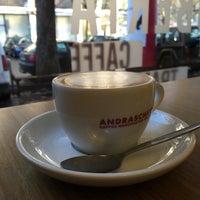 Das Foto wurde bei Roberta caffè e gelateria von Markus Y. am 12/21/2015 aufgenommen