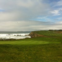 Photo taken at Half Moon Bay Golf Links by Douglas C. on 6/9/2013
