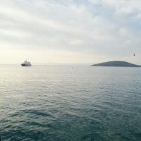 Photo taken at Avşa- Erdek Deniz Otobüsü (BUDO) by Vesile A. on 9/20/2014