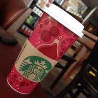 Photo taken at Starbucks by Saud A. on 1/9/2014