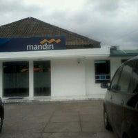 Photo taken at Mandiri by Harry M. on 9/21/2012