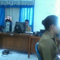 Photo taken at Dinas Sosial Tenaga Kerja & Transmigrasi Minut by Harry M. on 1/29/2013
