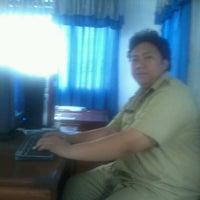 Photo taken at Dinas Sosial Tenaga Kerja & Transmigrasi Minut by Harry M. on 10/2/2012
