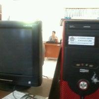 Photo taken at Dinas Sosial Tenaga Kerja & Transmigrasi Minut by Harry M. on 9/20/2012