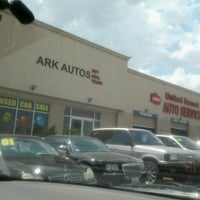 Photo taken at ark autos by Jose C. on 7/6/2013