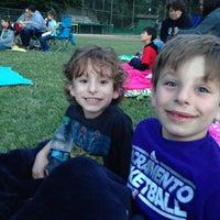 Photo taken at Dooley Field by Dan W. on 5/18/2014