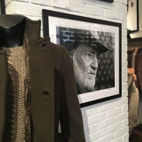 Photo taken at John Varvatos SoHo by Eva W. on 10/15/2016