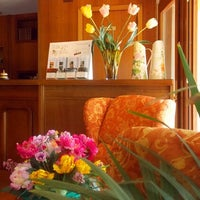 Photo taken at Hotel Panoramic Montepulciano Siena Italy by Amministrazione H. on 8/18/2013