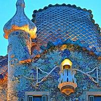 5/19/2013에 Rashed A.님이 Casa Batlló에서 찍은 사진