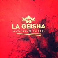 Photo taken at La Geisha by Maiek on 7/15/2016