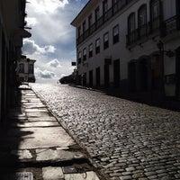 Photo taken at Centro Histórico de Ouro Preto by Marina C. on 3/18/2015