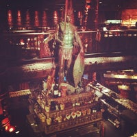 Photo taken at Shaka Zulu by Abi G. on 4/5/2013