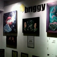 Photo taken at Briggy Hall Community Cafe by MnA L. on 12/18/2012